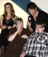 Hypnotist Bruce James Hypnotizing Coast to Coast with his fun filled comedy hypnosis show.